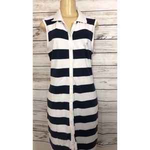 Tommy hilfiger stripped dress